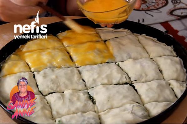 Ispanaklı Börek (Videolu)