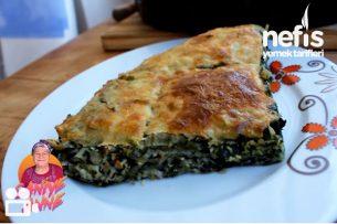 Ispanaklı Börek (Videolu) Tarifi