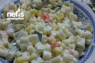 Makarna Salatam Tarifi