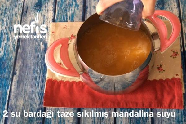 Mandalinalı Lokum (Videolu)
