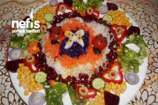 Amasra Salatası Tarifi