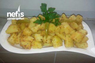 Baharatlı Patates Küpleri Tarifi
