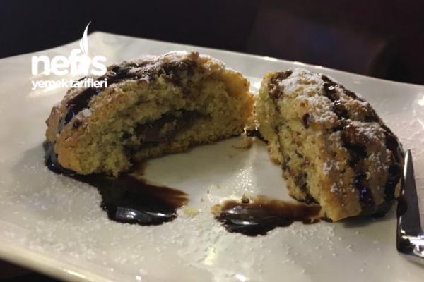Cookie Kek Porsiyonluk Tarifi