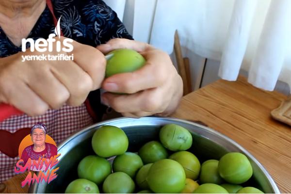 Domates Turşusu (Videolu)