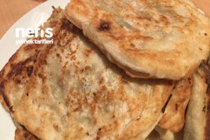 Pizza Tavasında Börek Tarifi