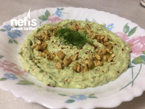 Avokado Mezesi (doğal Omega3 Desteği)