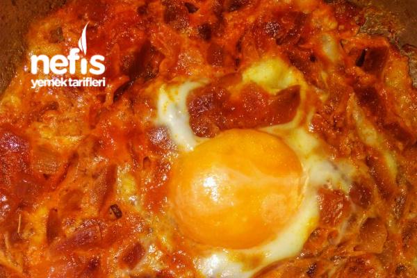 Kahvaltıya Soğan Oturtma (Osmanlı Mutfağı)