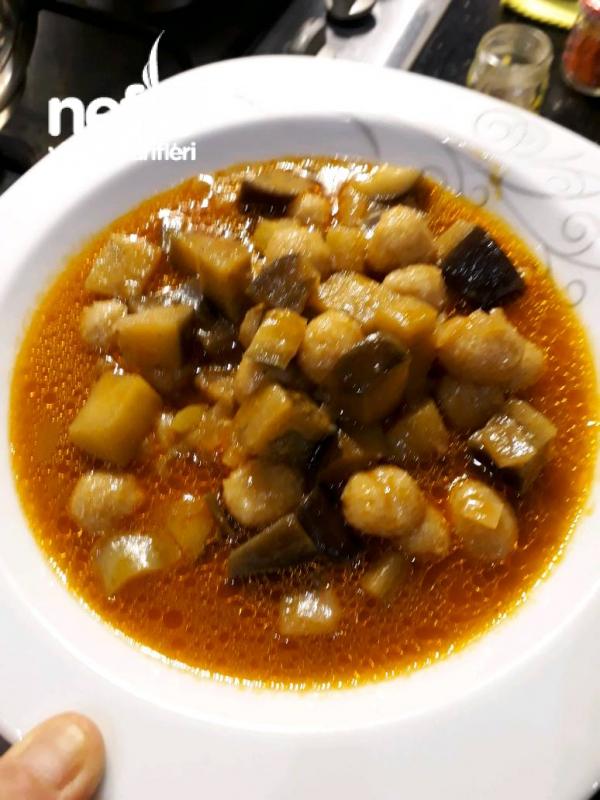 Patlıcanlı Köfte (malatya)