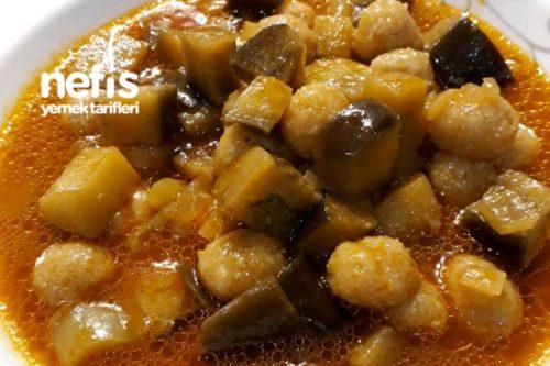 Patlıcanlı Köfte (Malatya) Tarifi