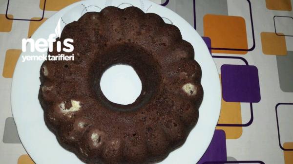 Çaylı Nutellalı Kek