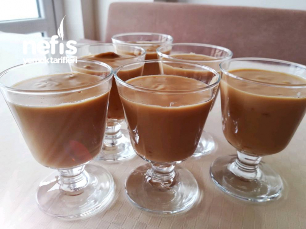 Granül Kahve Puding