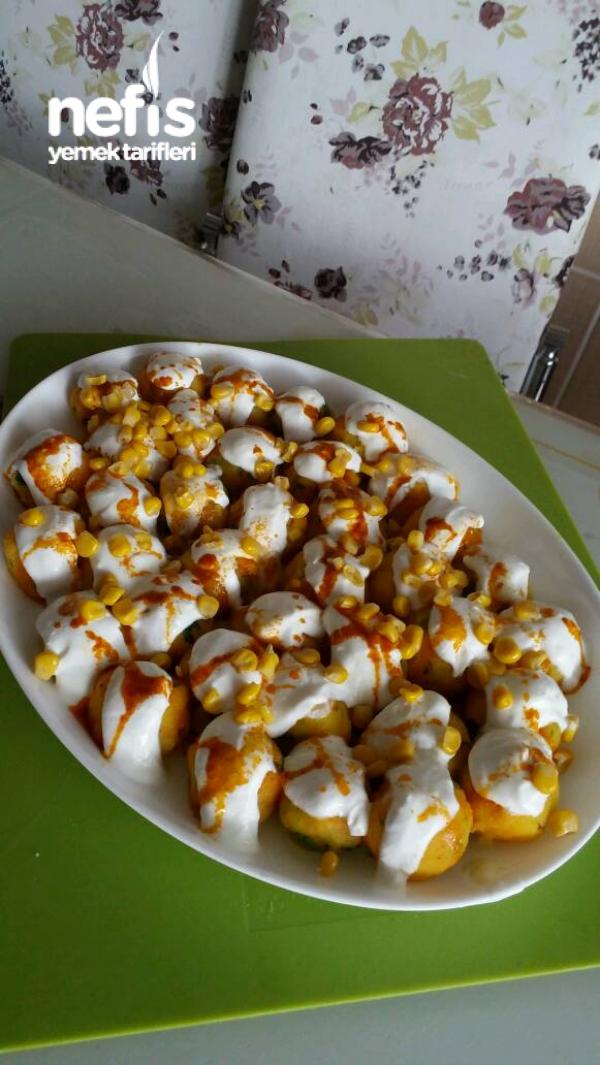 Havuçlu Patates Topları (mantı Tadında )