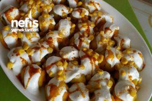Havuçlu Patates Topları (Mantı Tadında) Tarifi