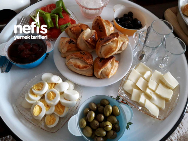Kahvaltı Menusü