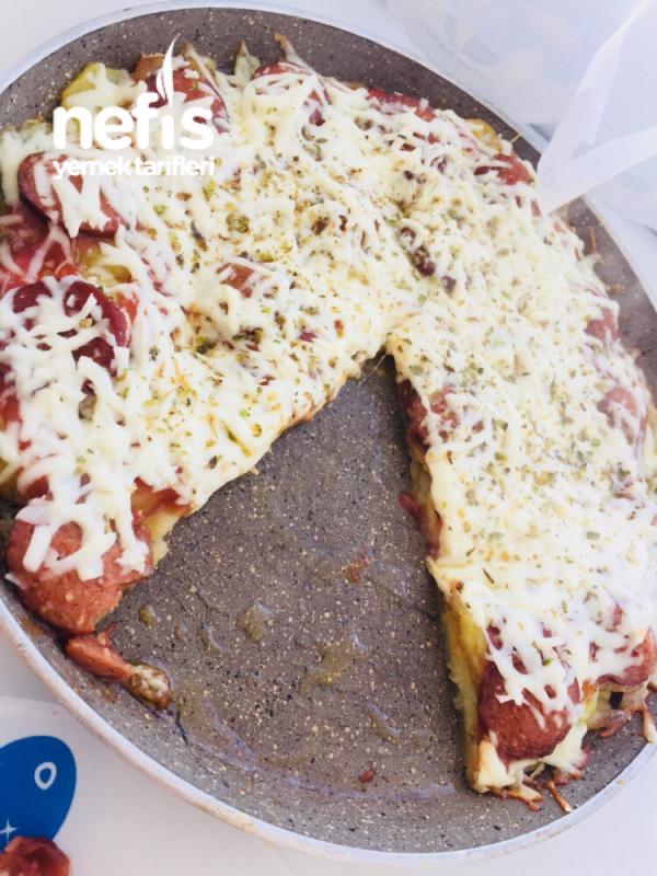 Patetes Pizzası