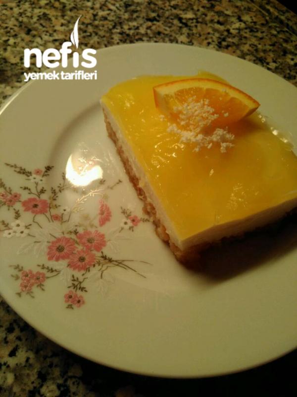 Portakallı Etimek Tatlısı