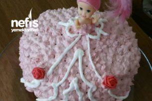 Barbie Doğum Günü Pastası Tarifi