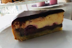Cheescake Tarifi (Labne Peyniri Pastası)