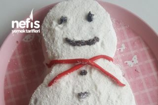 Kardan Adam Pastası Tarifi