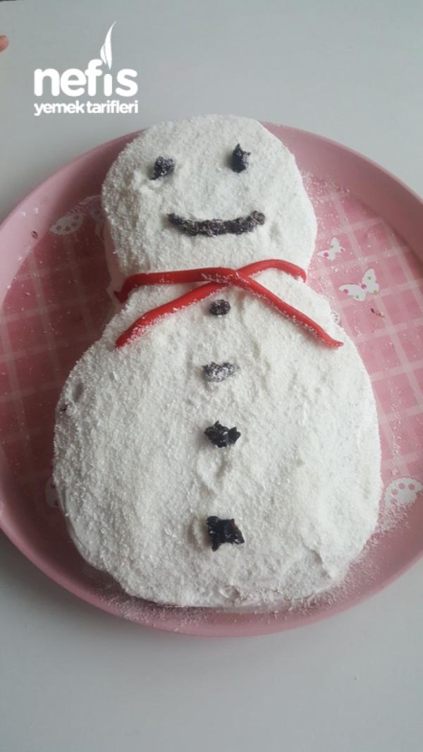 Kardan Adam Pastası