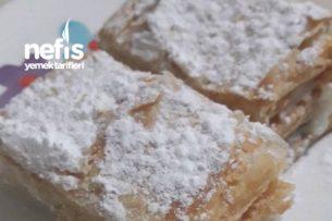 Kremalı Milföy Pastası Tarifi