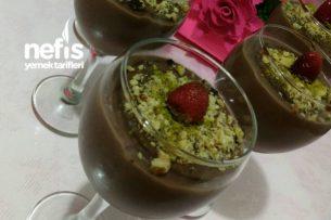 Çikolatalı Krem Puding Tarifi