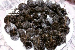 Kakaolu İrmik Topları Tarifi