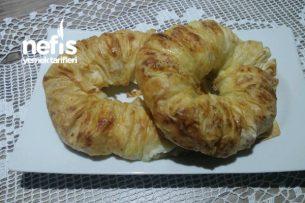 Peynirli Simit Börek Tarifi