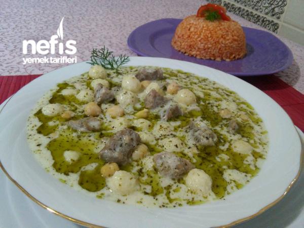 Yoğurtlu Ufak Köfte (Gaziantep Mutfağı)