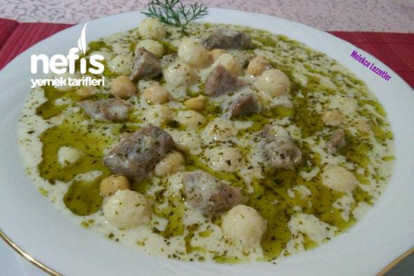 Yoğurtlu Ufak Köfte (Gaziantep Mutfağı) Tarifi