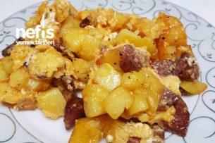 Kahvaltıda Patates Aşkı Tarifi