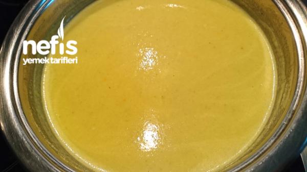 Nefis Kereviz Çorbası