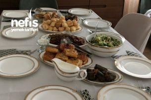 Öğle Yemeği Menüsü Tarifi