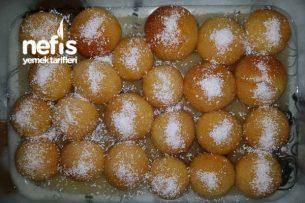 Portakallı İrmikli Tatlı Şerbetli (Şip Şak) Tarifi