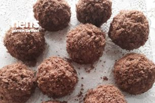 Pratik Hazır Kekten Mini Köstebek Pasta Tarifi