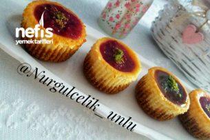 Mini Cheesecakeler Tarifi