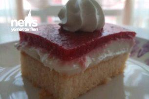 Porsiyon Aşk Pastası Mükemmel Tat (Sevgiler Gününe Özel) Tarifi