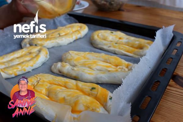 Sarıyer Böreği (Videolu)