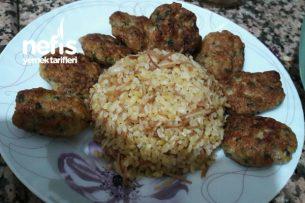 Tavuk Köfte (Çocukların Sevdiğinden) Tarifi