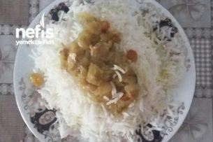 Azeri Mutfağının Şahi Azeri Pilavı Tarifi