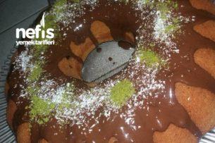 Çikolatalı Nefis Pamuk Kek Tarifi
