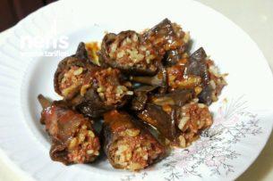 Kuru Patlıcan Dolması (Mükemmel) Tarifi
