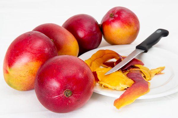 Mango Nasıl Yenir, Kesilir? Çok Kolay Yöntemler, Nefis Fikirler Tarifi