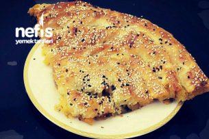 Pırasalı Börek Tarifi