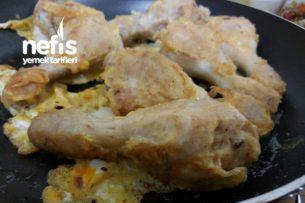 Yumurtalı Tavuk Tarifi