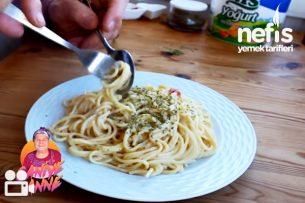 Zoraki Şef İle İtalyan Makarnası – Spagetti Carbonara (Videolu) Tarifi