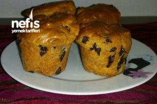 Benim Karışık Muffinlerim (Kek Hamurundan Yaptım) Tarifi