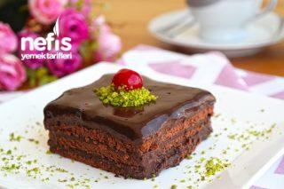 Brownie Pasta Tarifi - Pişmeyen nefis bir pasta