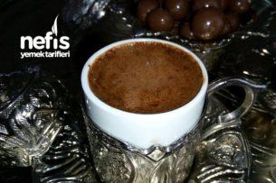 Çikolatalı Tarçınlı Osmanlı Kahvesi Tarifi