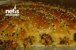 El Açması Ispanaklı Çıtır Börek Tarifi